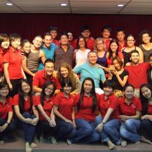 Time Ensemble Klang Chamber Choir Malaysia