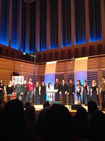 London A Cappella Festival Time Ensemble